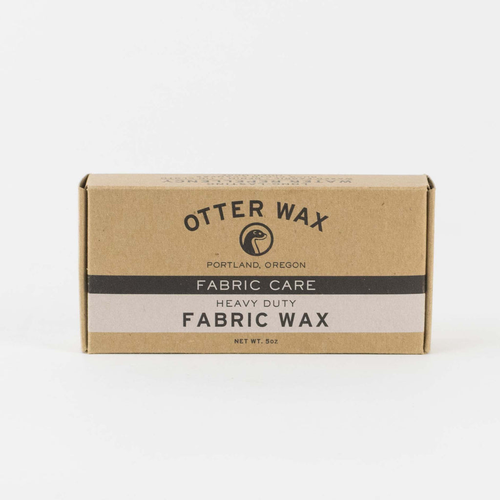 OTTER WAX - FABRIC WAX BAR LARGE