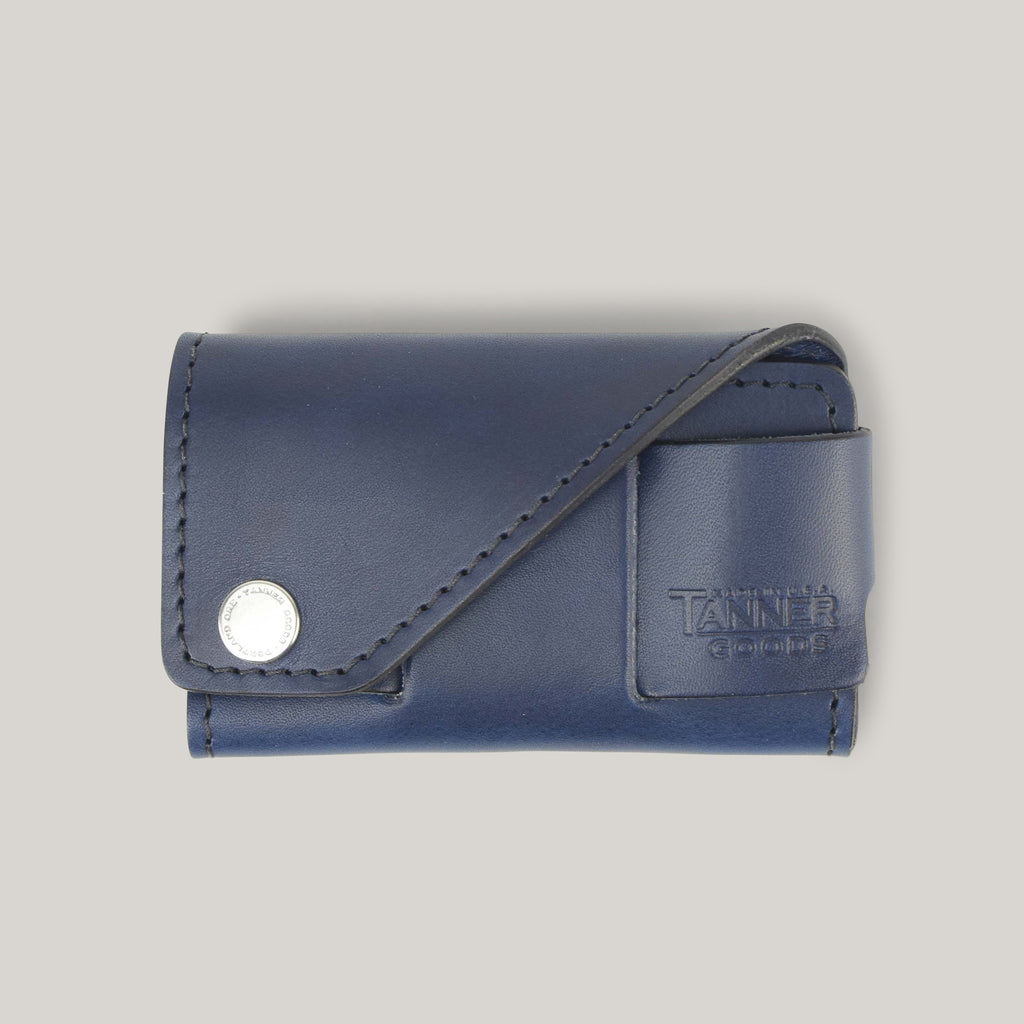 TANNER GOODS LEGACY CARD HOLDER - COBALT