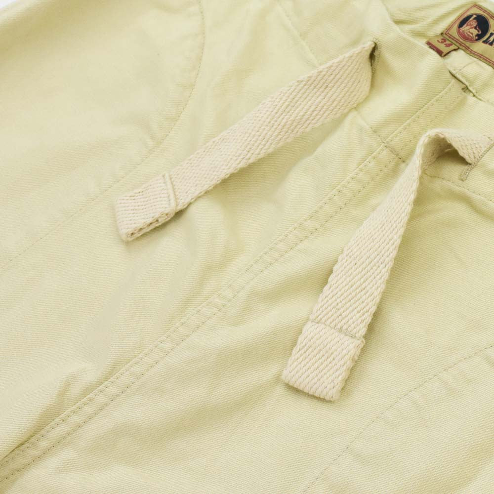 NIGEL CABOURN X LYBRO GROUND PANT - WORN WHITE