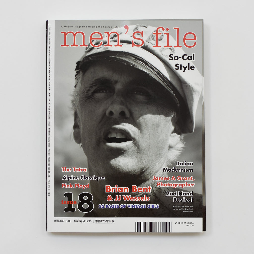 MEN'S FILE ISSUE 18