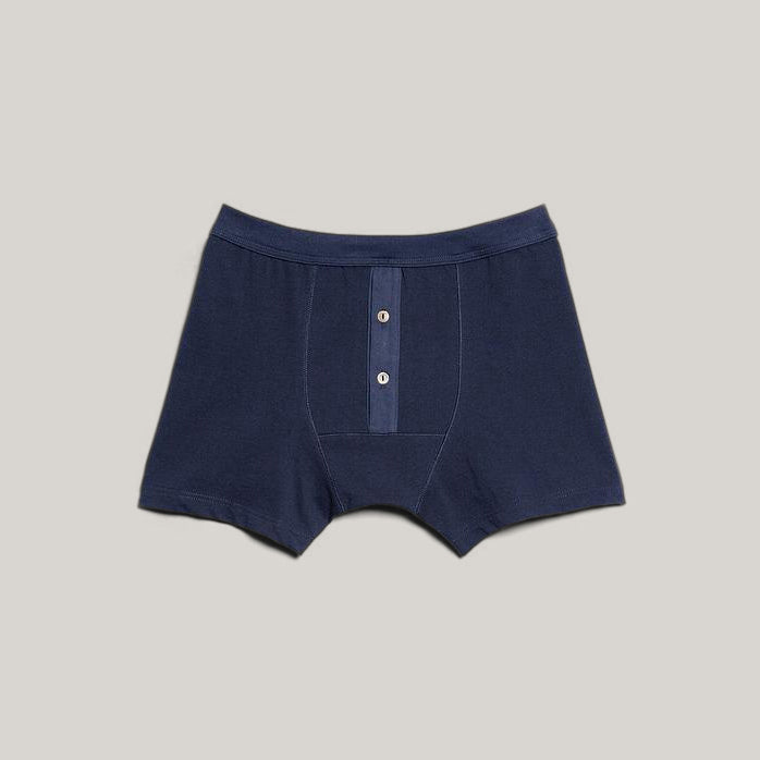 MERZ B SCHWANEN UNDER SHORTS 255 - INK BLUE