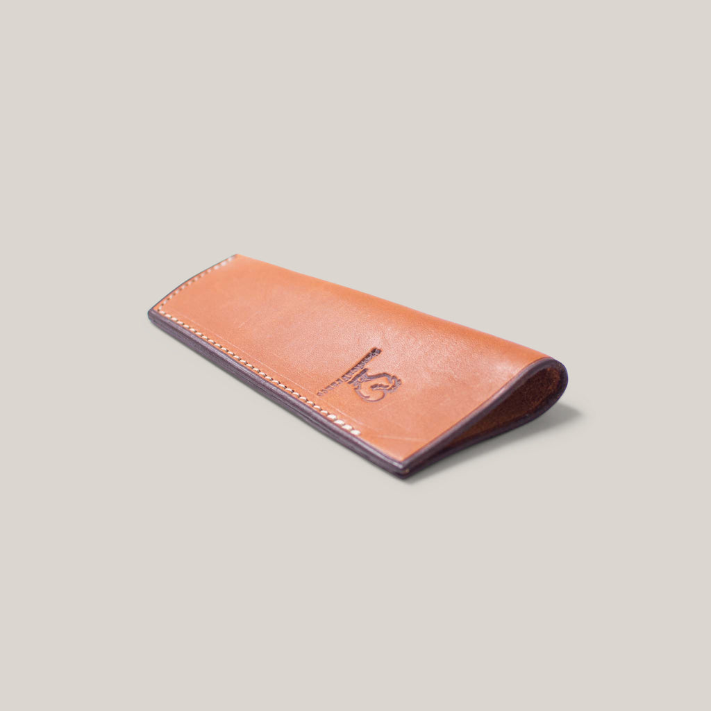 PASSION FRANCE TAPERED KNIFE CASE - TYPE 4 NATURAL