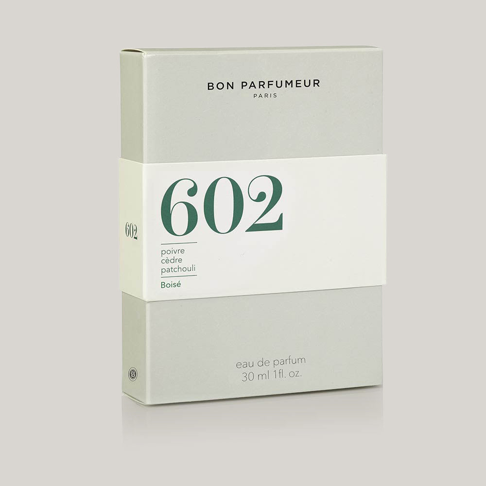 BON PARFUMEUR EDP 30ML - 602 WOODY