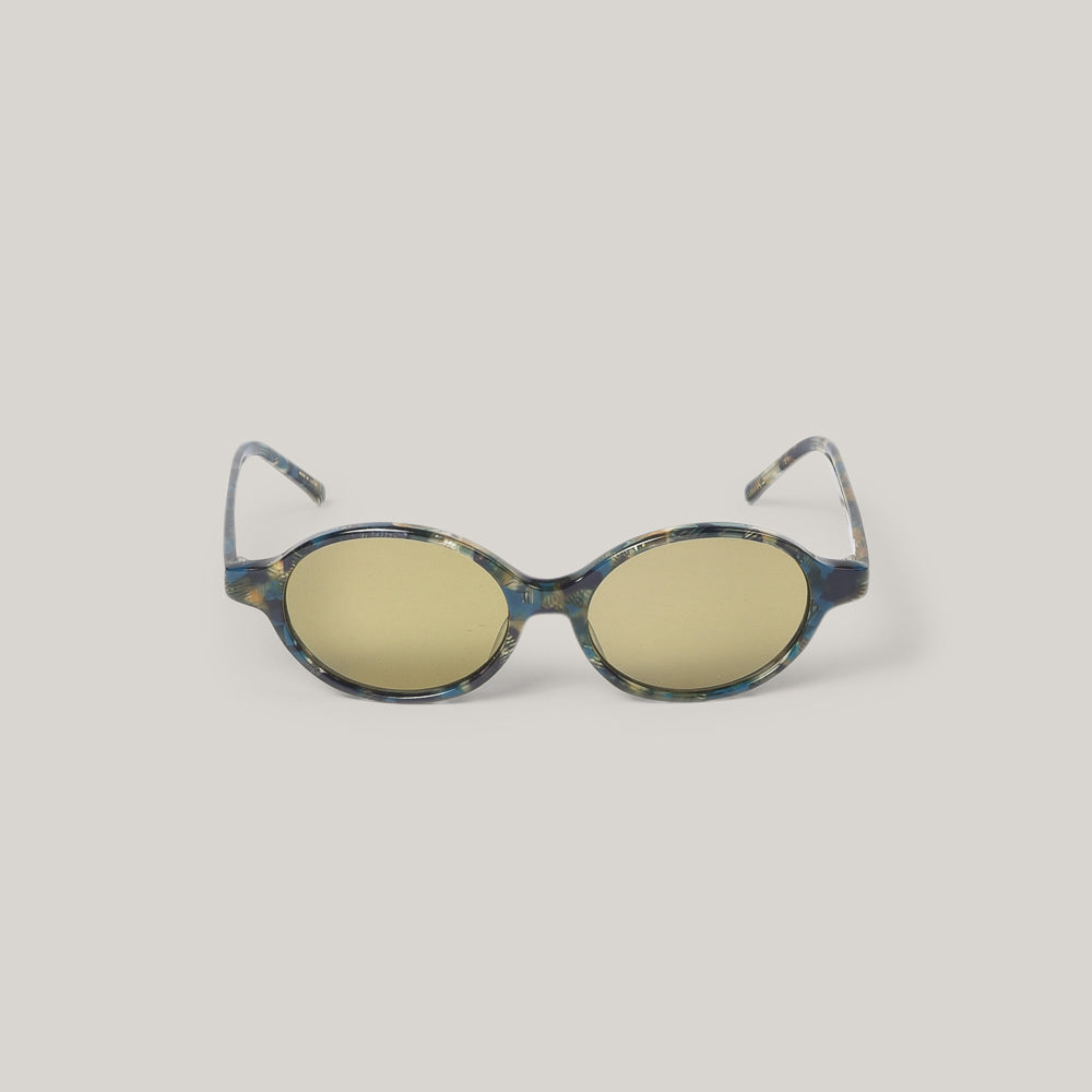 BUDDY OPTICAL E.B SUNGLASSES - CRAZY BLUE