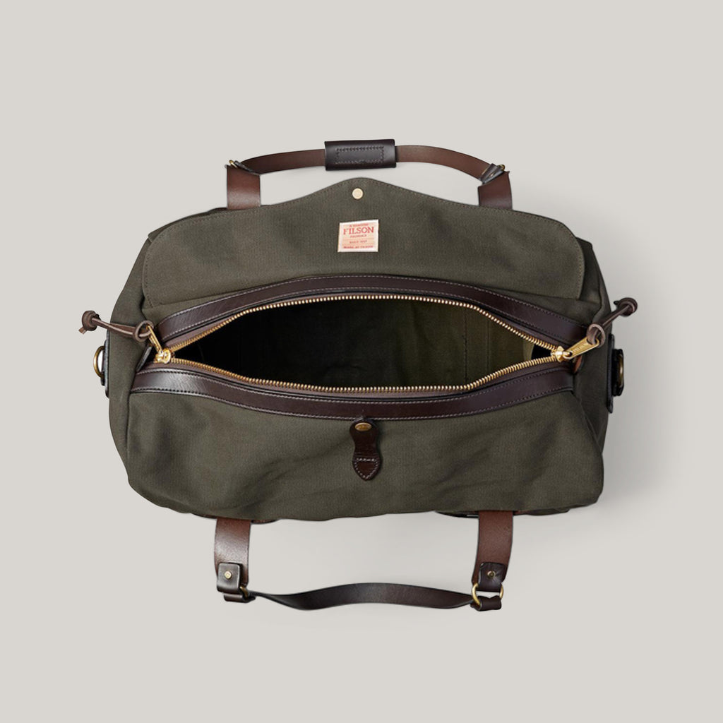FILSON MEDIUM DUFFLE - OTTER GREEN