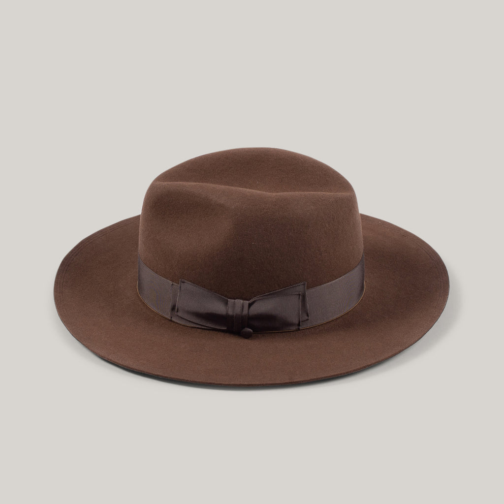 H.W. DOG & CO. FRONT-H HAT - OLIVE
