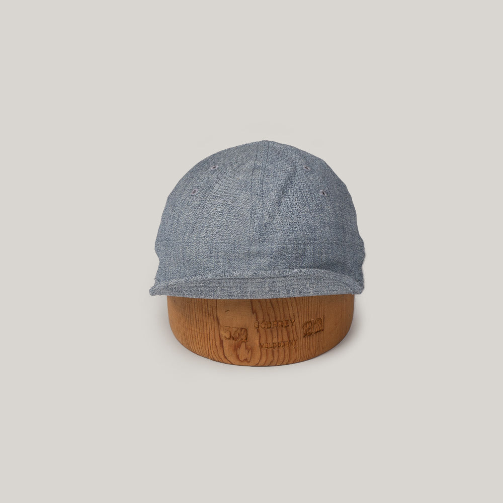 H.W. DOG & CO. USMC CAP - BLUE