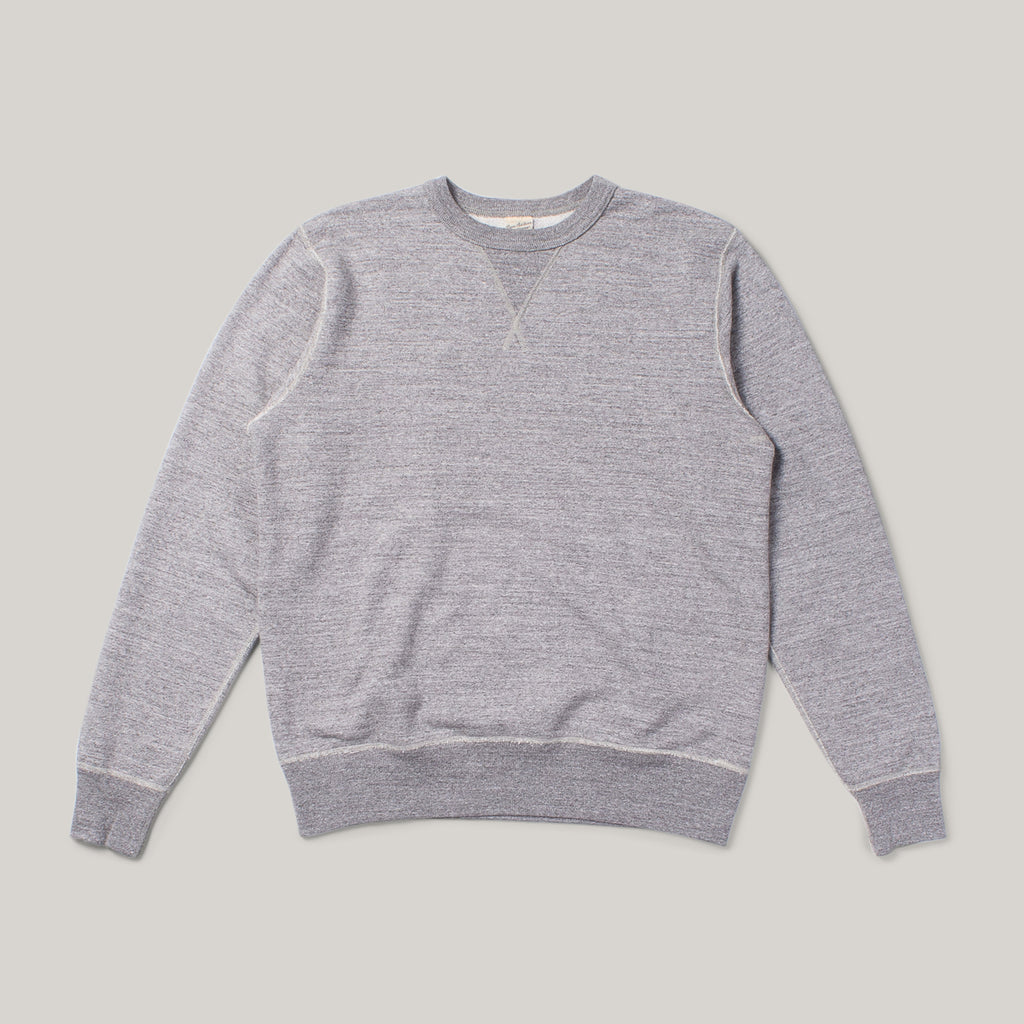 BUZZ RICKSON TRAINERS SWEAT - GREY