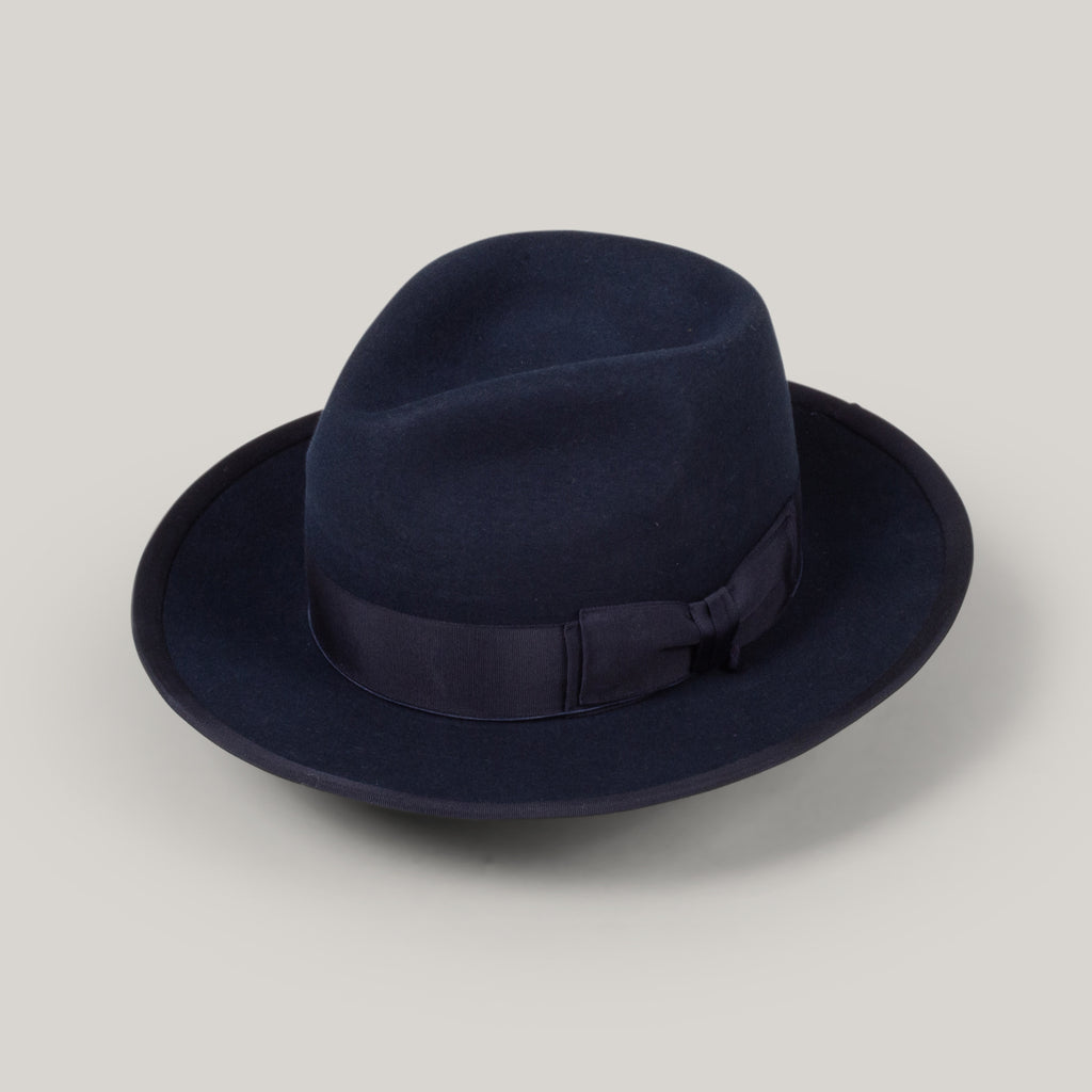 H.W. DOG & CO. POINT-H HAT - NAVY