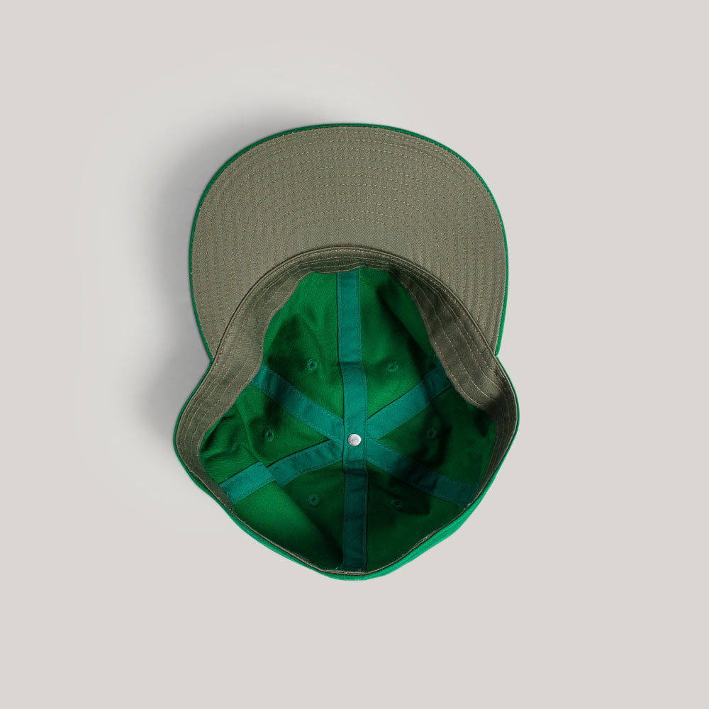 PAPA NUI MIKE FORNEY HAT - KELLY GREEN