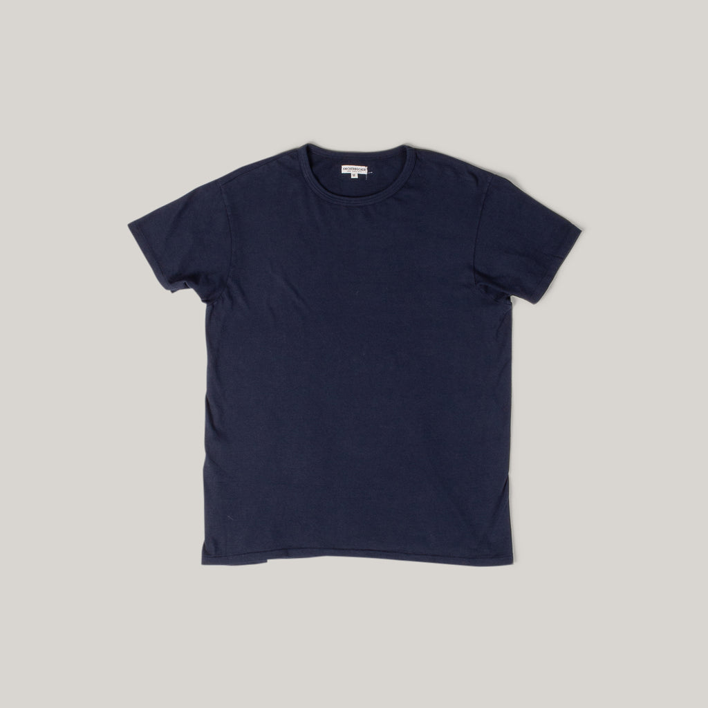 KNICKERBOCKER TUBE TEE - DARK NAVY