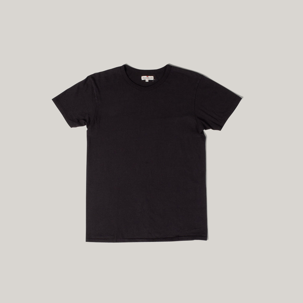 KNICKERBOCKER TUBE TEE - COAL