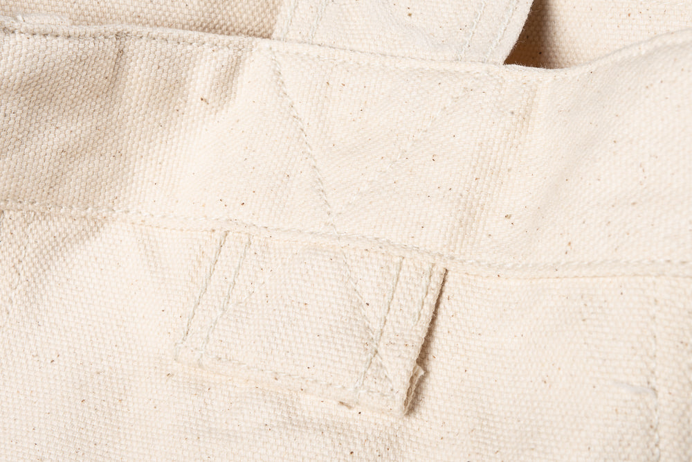 KNICKERBOCKER PEDDLER BAG - NATURAL