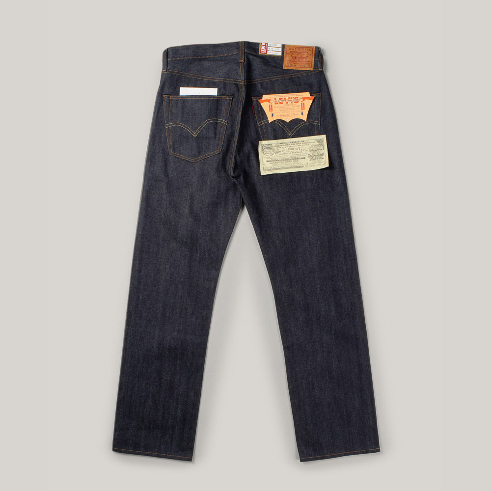 LEVI'S VINTAGE CLOTHING 1947 501 JEANS - RIGID