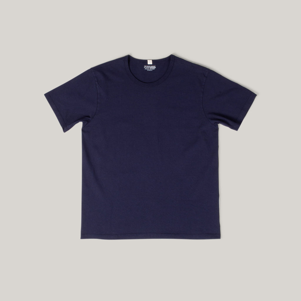 LADY WHITE CO. TEE 2 PACK - NAVY