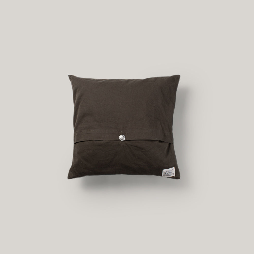BASSHU CHIMAYO CUSHION COVER  - BEIGE