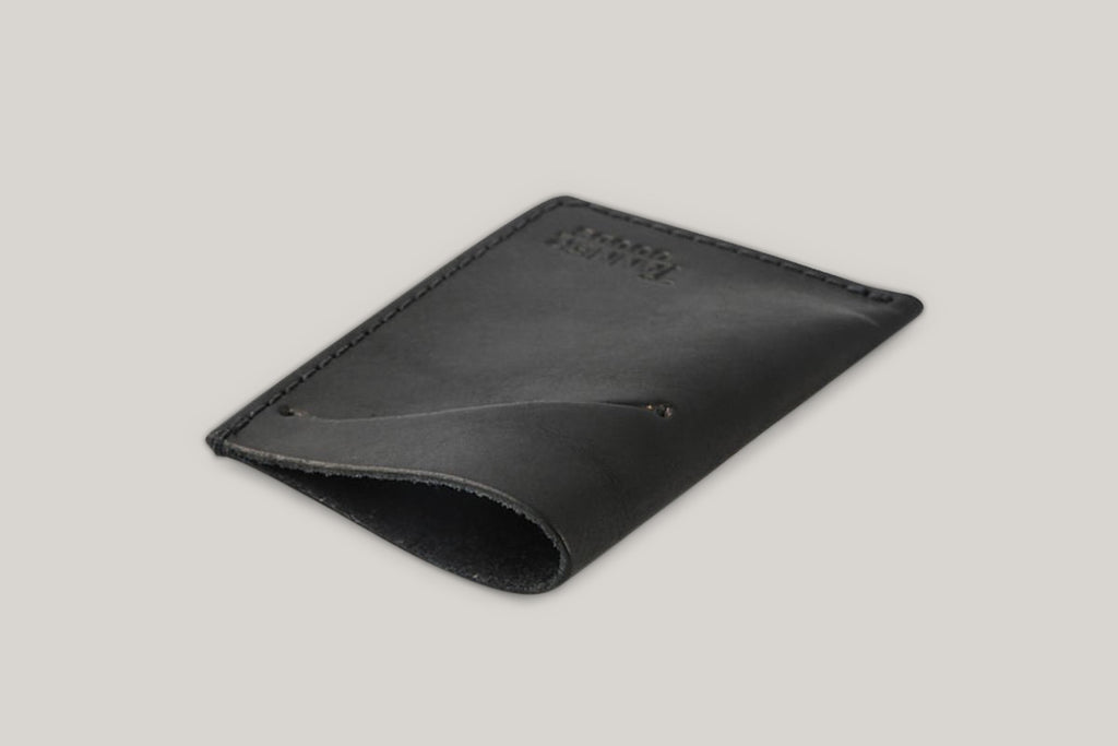 TANNER GOODS MINIMAL CARD HOLDER - CARBON