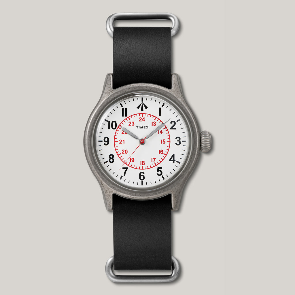 TIMEX x NIGEL CABOURN NAVAL OFFICERS WATCH