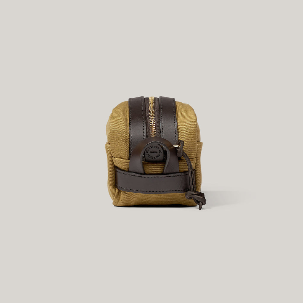 FILSON TRAVEL KIT - DARK TAN
