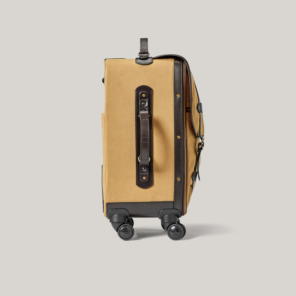 FILSON 4-WHEEL CARRY ON - TAN