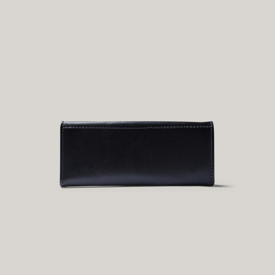 TANNER GOODS WORKMAN WALLET - BLACK