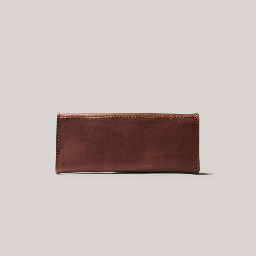 TANNER GOODS WORKMAN WALLET - COGNAC