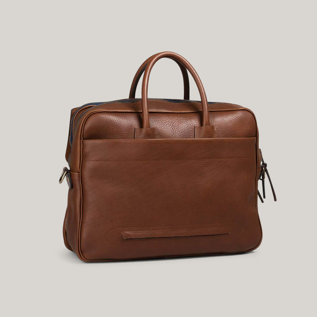 BLEU DE CHAUFFE ZEPPO BUSINESS BAG - CUBA LIBRE
