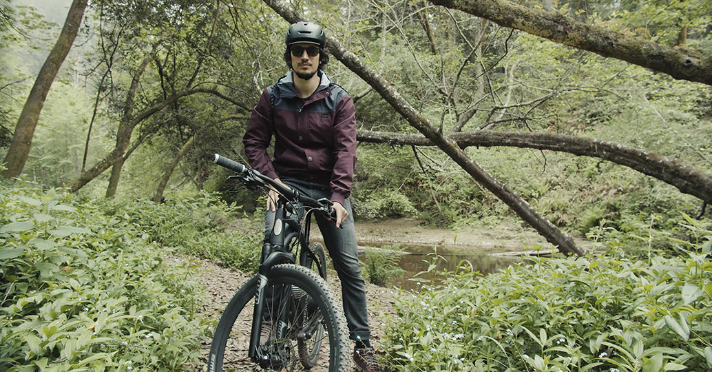 Rally Electric Bike with Wide Handlebars