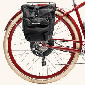 Cafe Rally Rear Rack