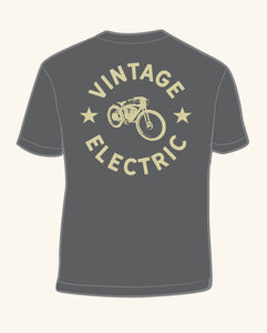 Vintage Race Team Pocket Tee