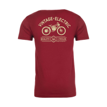 Quality Cycles Red Tee