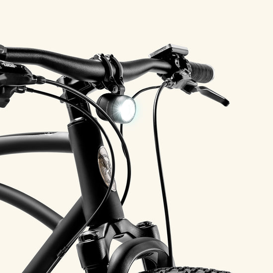 Rally E-bike headlight