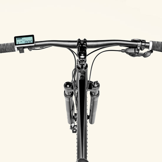Rally Electric bike handlebars