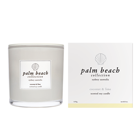 Deluxe Candle Coconut and Lime