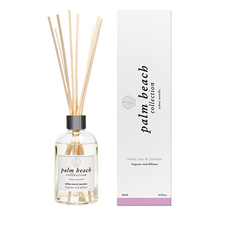 Diffuser White Rose and Jasmine