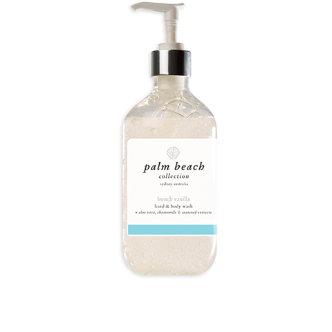 Hand Body Wash French Vanilla