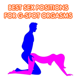 5 Best Sex Positions for G-Spot Orgasms