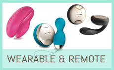 Wearable and Remote Vibrators
