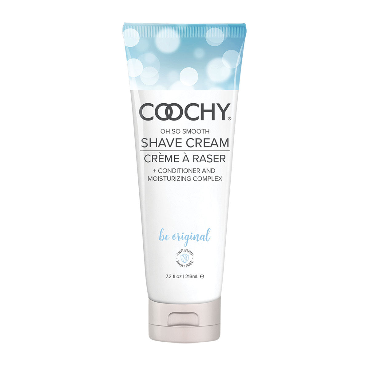 Coochy Oh So Smooth Shave Cream - Be Original 7.2