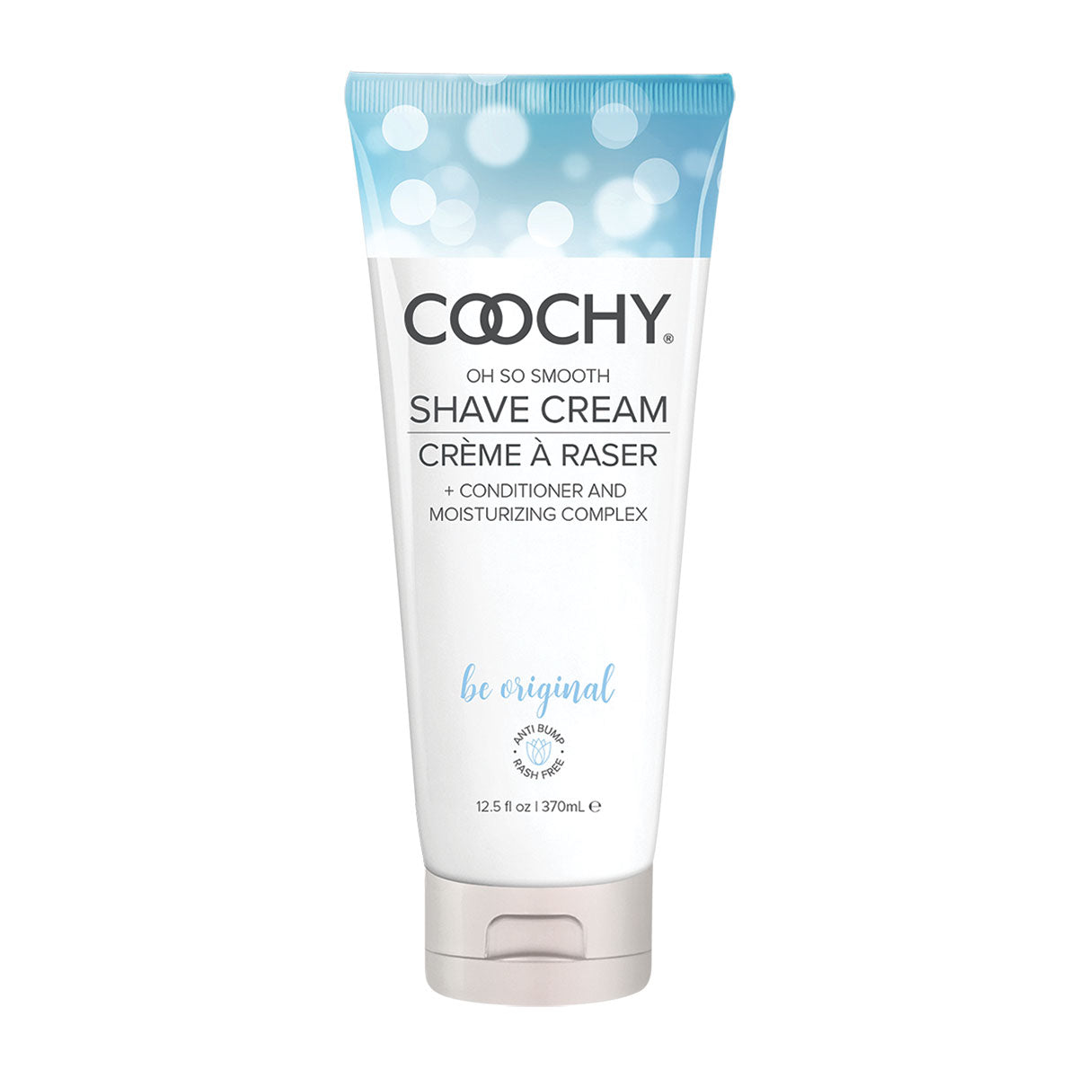 Coochy Oh So Smooth Shave Cream - Be Original 12.5
