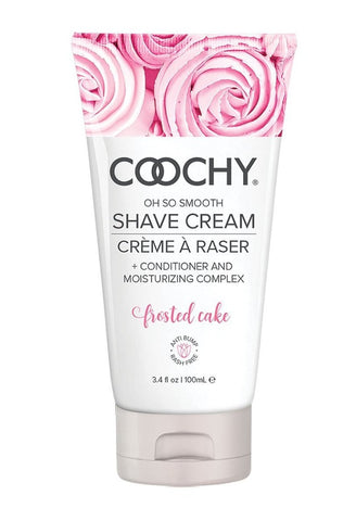 Coochy Oh So Smooth Shave Cream - Frosted Cake 3.4