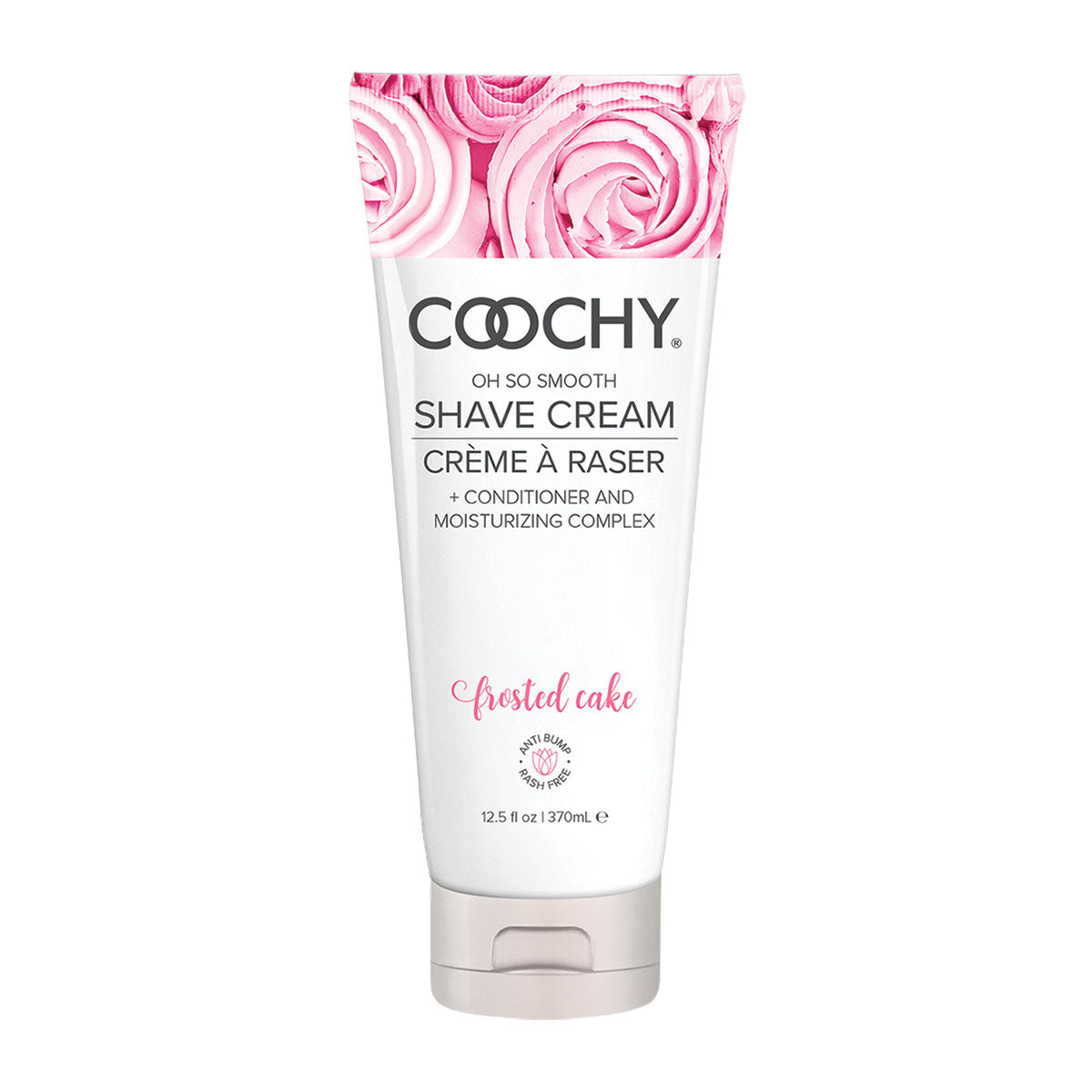 Coochy Oh So Smooth Shave Cream - Frosted Cake 12.5