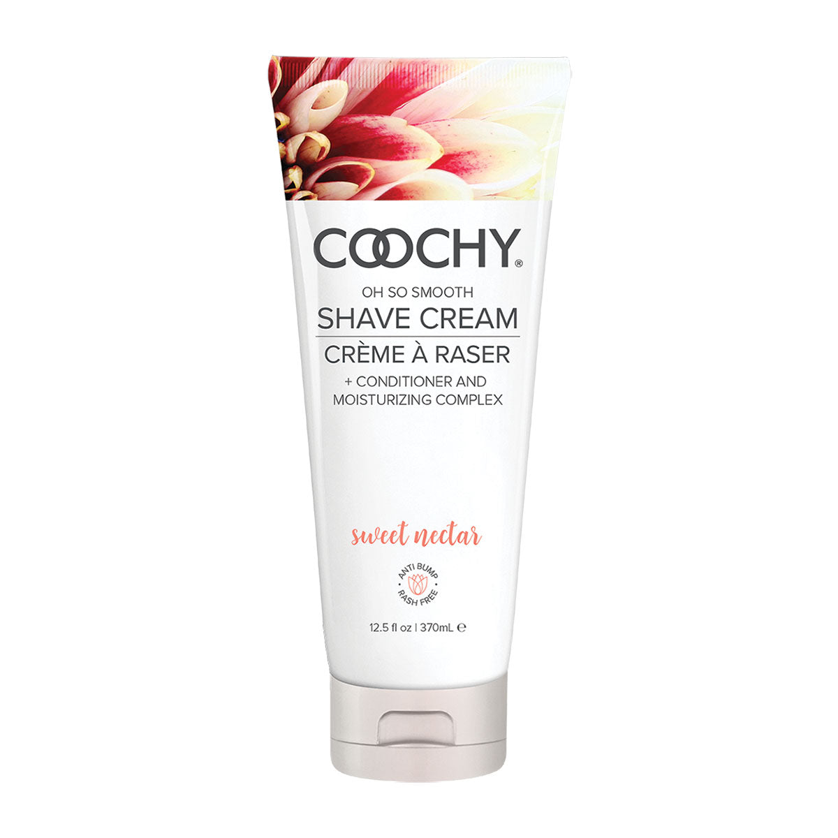 Coochy Oh So Smooth Shave Cream - Sweet Nectar 12.5