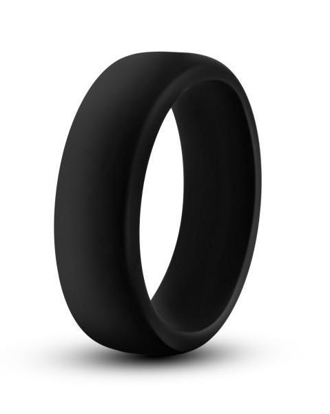 Performance Silicone Silicone Go Pro Cock Ring by Blush Novelties - Black