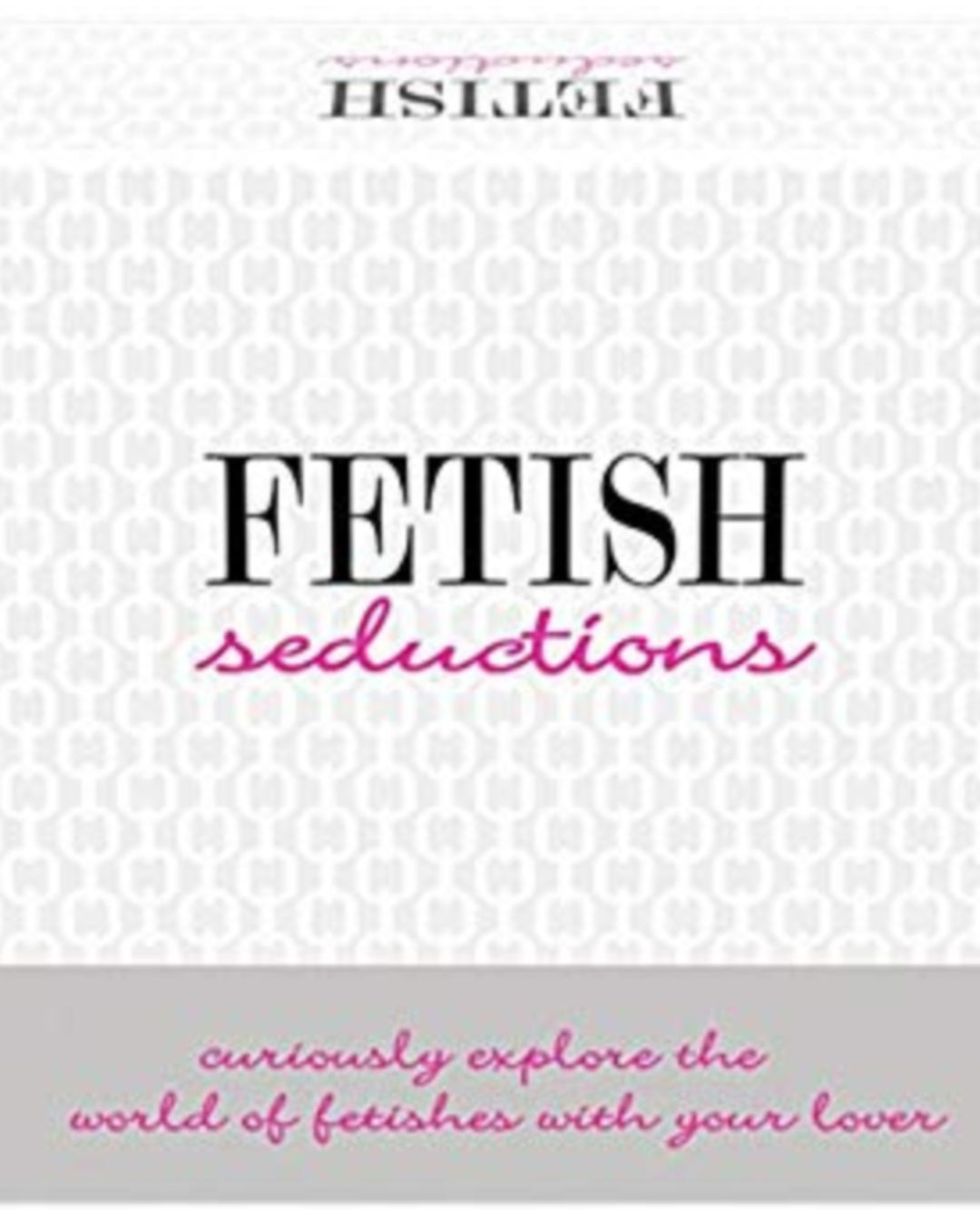 Fetish Seductions Game by Khepher Games Box