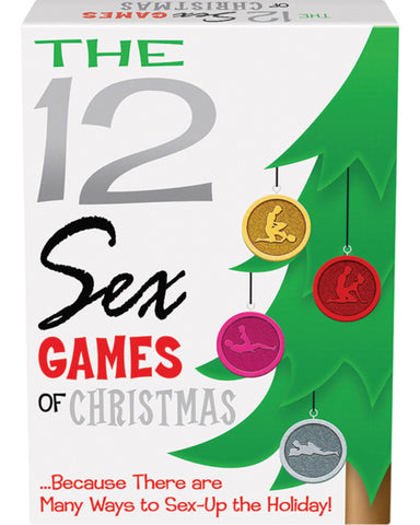 12 Sex Games Of Christmas by Kheper Games