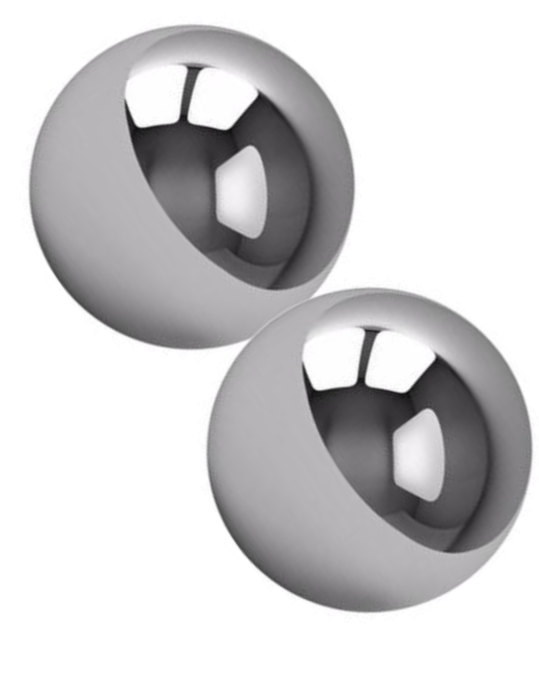 Sex & Mischief Steel Kegel Balls