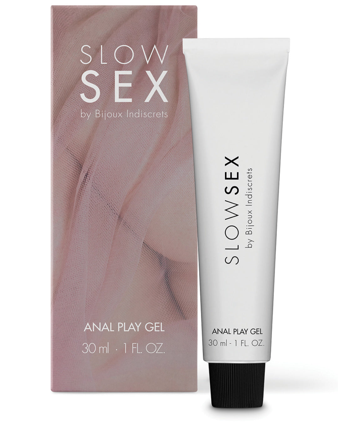 Bijoux  Indiscrets Slow Sex Anal Play Gel 1 oz and box