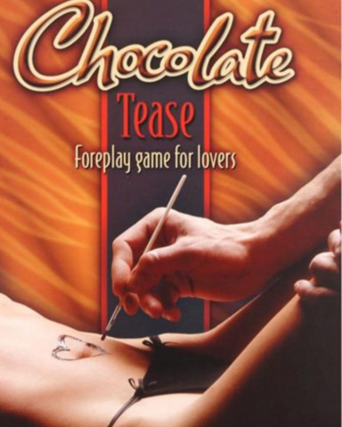 Chocolate Tease Foreplay Game  outer box