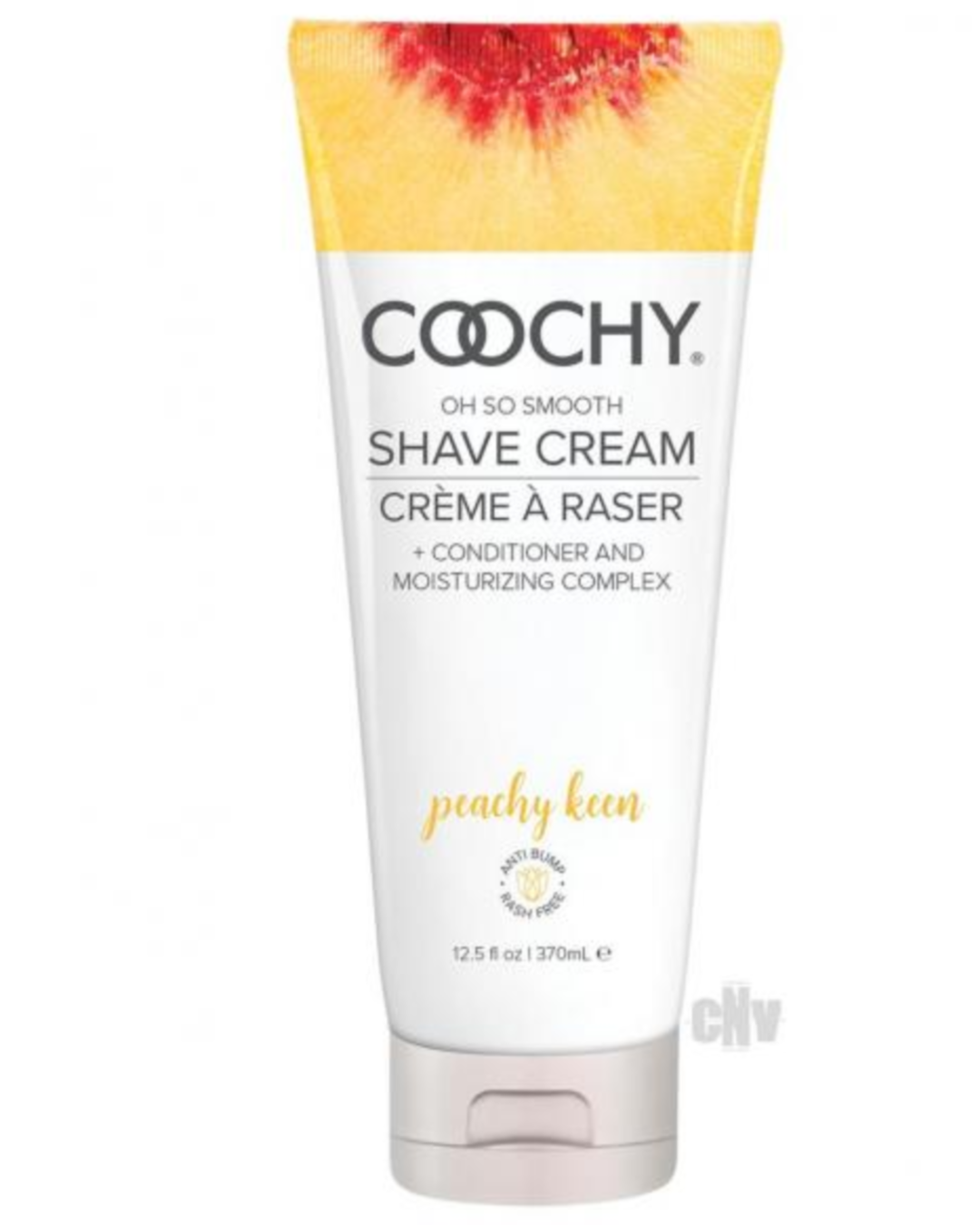Coochy Oh So Smooth Shave Cream - Peachy Keen